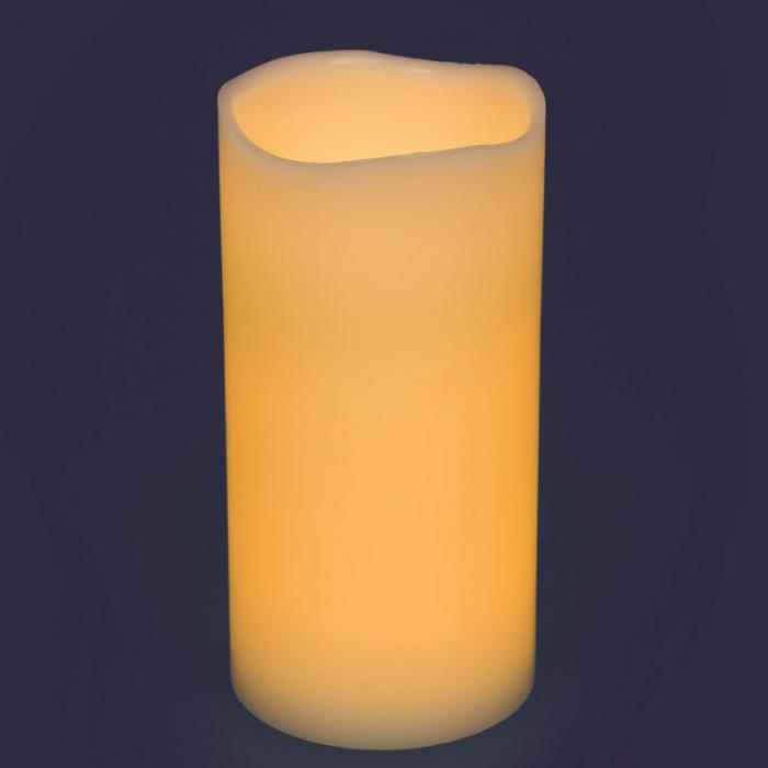 Candela LED in Cera