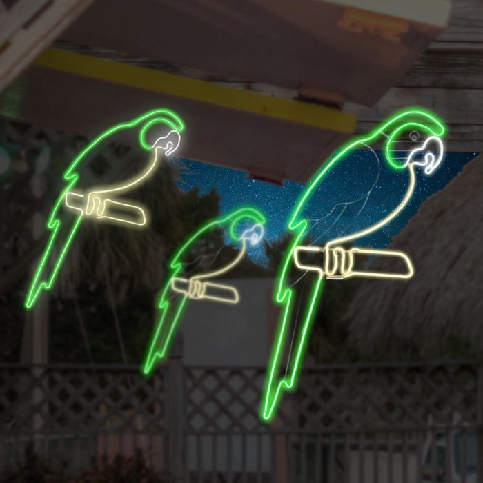 Pagallo Neon Verde Bifacciale